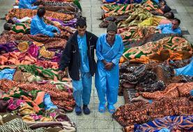ابراز نگرانی از شیوع آنفلوآنزا درگرمخانههای تهران