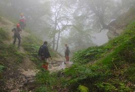 آخرین تلاش برای یافتن «معین شریفی» در جنگل کردکوی گلستان