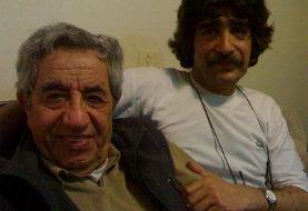 عباس جوانمرد درگذشت