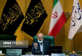 قالیباف هفته دفاع مقدس را به پاسداران انقلاب اسلامی تبریک گفت