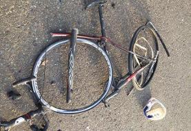درگیری دوچرخهسواران شاخص ایران در لیگ برتر جاده/ متخلفان از مسابقه فردا محروم شدند