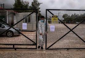 یونان از مرگ اولین پناهجو بر اثر کرونا در شهر آتن خبر داد