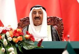 شیخ صباح، امیر کویت درگذشت