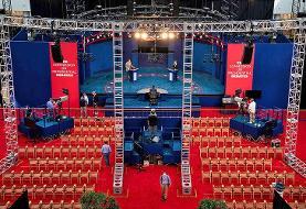 تصاویر | نخستین مناظره انتخابات ریاست جمهوری آمریکا | ترامپ برنده میشود یا بایدن؟