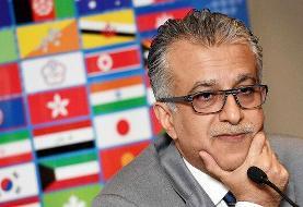 شیخ سلمان: داوران آسیا از بهترینها هستند