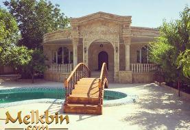 خرید باغ ویلا ارزان در شهریار