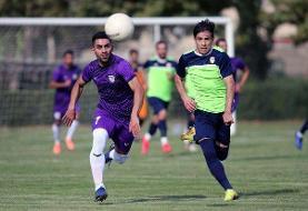 پیروزی تیم فوتبال فولاد خوزستان در دیداری تدارکاتی