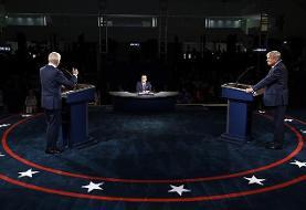 در نخستین مناظره انتخابات ریاست جمهوری آمریکا چه گذشت؟