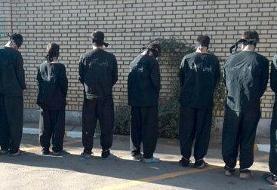 انهدام باند دزدان مأمورنما در تهران