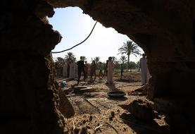 (تصاویر) حمله موشکی به رضوانیه بغداد؛ عامل حمله چه گروهی است؟