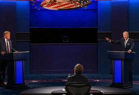 شکست اولین مناظره و آنچه رسانهها نوشتند: ننگ آمیز بود | ترامپ: نتایج انتخابات را نمیپذیرم ؛ ...