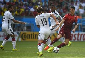نظر سرمربی پرتغال در خصوص خداحافظی رونالدو از فوتبال