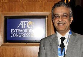 نظر رئیس کنفدراسیون فوتبال آسیا درباره استفاده از VAR