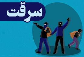 دستگیری باطری دزد جنوب تهران