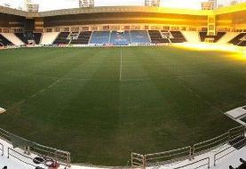 تصاویری از استادیوم محل برگزاری بازی پرسپولیس - پاختاکور