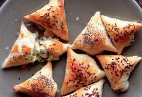 طرز تهیه بورک ترکی؛ میانوعدهای خوشمزه و متفاوت