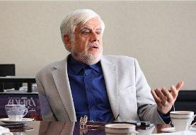 سکوت عارف شکسته شد/میتوانستم ازجایگاهم به عنوان رای اول تهران بهترین استفاده را بکنم/ ...