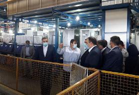 خط تولید یخچال سوزوکی ژاپن در ساوه راهاندازی میشود