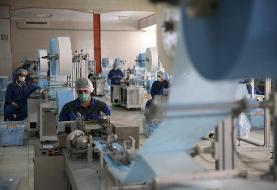 رکوردشکنی ستاد اجرایی فرمان امام در تولید ماسک بهداشتی
