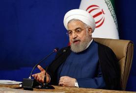 حسن روحانی: وزارت صمت در خط مقدم مبارزه در شرایط تحریم است