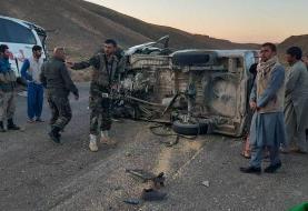 حادثه ترافیکی در هرات جان ۱۱ تن را گرفت
