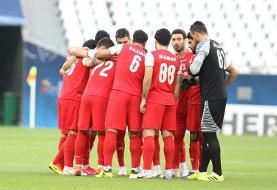 امشب، پرسپولیس علیه گربه سیاه تیمهای ایرانی