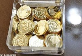 حباب سکه یک میلیون و ۴۰۰ هزار تومان