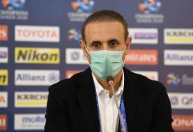 گلمحمدی: این برد تقدیم به هواداران پرسپولیس