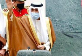 (ویدئو) مراسم ادای سوگند امیر جدید کویت