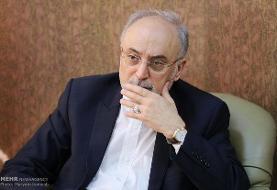 رئیس سازمان انرژی اتمی درگذشت امیر کویت را تسلیت گفت
