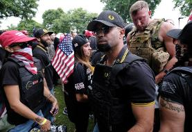 The Proud Boys chairman says members of the extremist organization are running for office — and ...