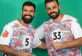 برتری دینامو و بوزائو با درخشش لژیونرهای هندبال ایران