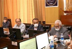 بررسی گزارش سازمان راهداری به منظور بهبود وضعیت حمل و نقل کالا در کمیسیون عمران