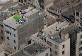 رواج پدیده خانههای هوایی در مشهد