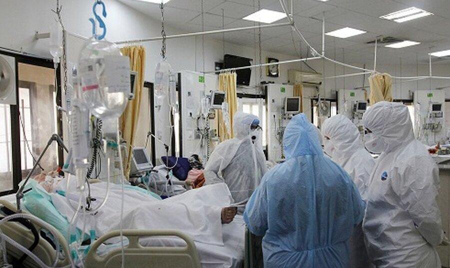 خبر فوری! موج سوم کرونا رسید: تعداد بیماران کرونا در یک بیمارستان تهران در سه روز، سه برابر شد!