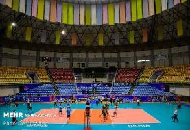 مراسم کمک مومنانه والیبال فردا در فدراسیون برگزار میشود