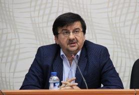 احمدی: باید کاری کنیم تمام مردم ایران ورزش کنند