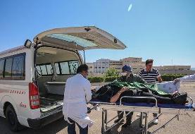 زلزله دیشب مشهد کشته داد