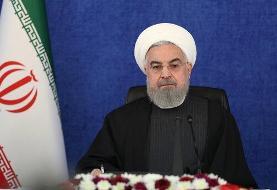 روحانی: فرق بین سال ۹۵ و ۹۹ در تروریسم اقتصادی است نه ضعف مدیران