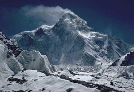 نخستین عکس منتشر شده از قله