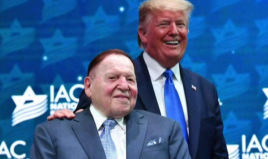 شلدون ادلسون، میلیاردر آمریکایی اسراییلی صاحب قمارخانه و حامی سرسخت ترامپ و حمله اتمی به ایران درگذشت
