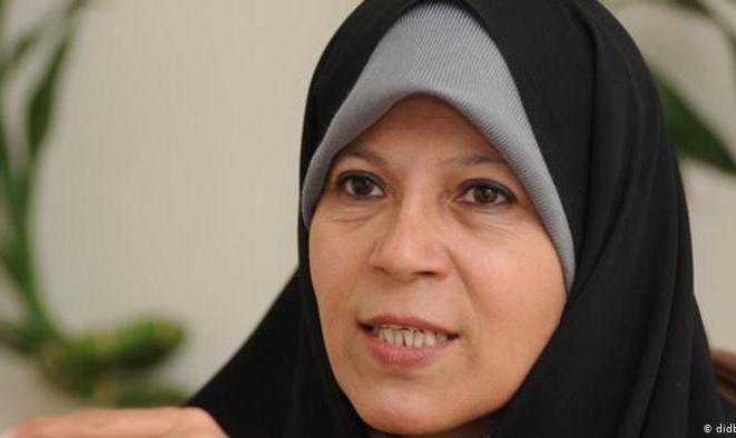 فائزه هاشمی: افرادی خطرناکتر از ترامپ کشور را تا مرز تلاشی بردهاند!  محسن حق داری نگران آیندهات باشی!