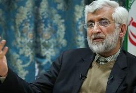 جلیلی: آمریکا با بازگشت بدون هزینه به برجام ۱۵۰۰ تحریم را روی میز ایران میگذارد