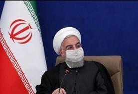 روحانی: قیمت دلار ۱۵ هزار تومان میشود