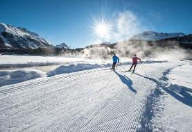 برتری بیرامی باهر و صید در هفته دوم لیگ اسکی صحرانوردی