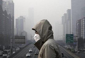 آلودگی هوای تهران وارد مرحله خطرناک شد   احتمال وقوع یک حادثه ناگوار   نگرانی عمیق وزارت بهداشت ...