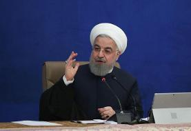 روحانی شکست ترامپ را با فرار شاه از ایران مقایسه کرد