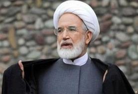 مهدی کروبی برای سومین بار از دبیرکلی حزب اعتماد ملی استعفا کرد