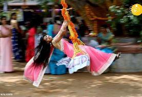 (تصاویر) جشنواره لوهری هندیها