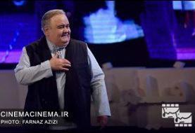 اکبر عبدی به سریال «روزهای آبی» پیوست